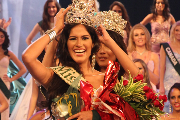 olga alava won miss earth 2011