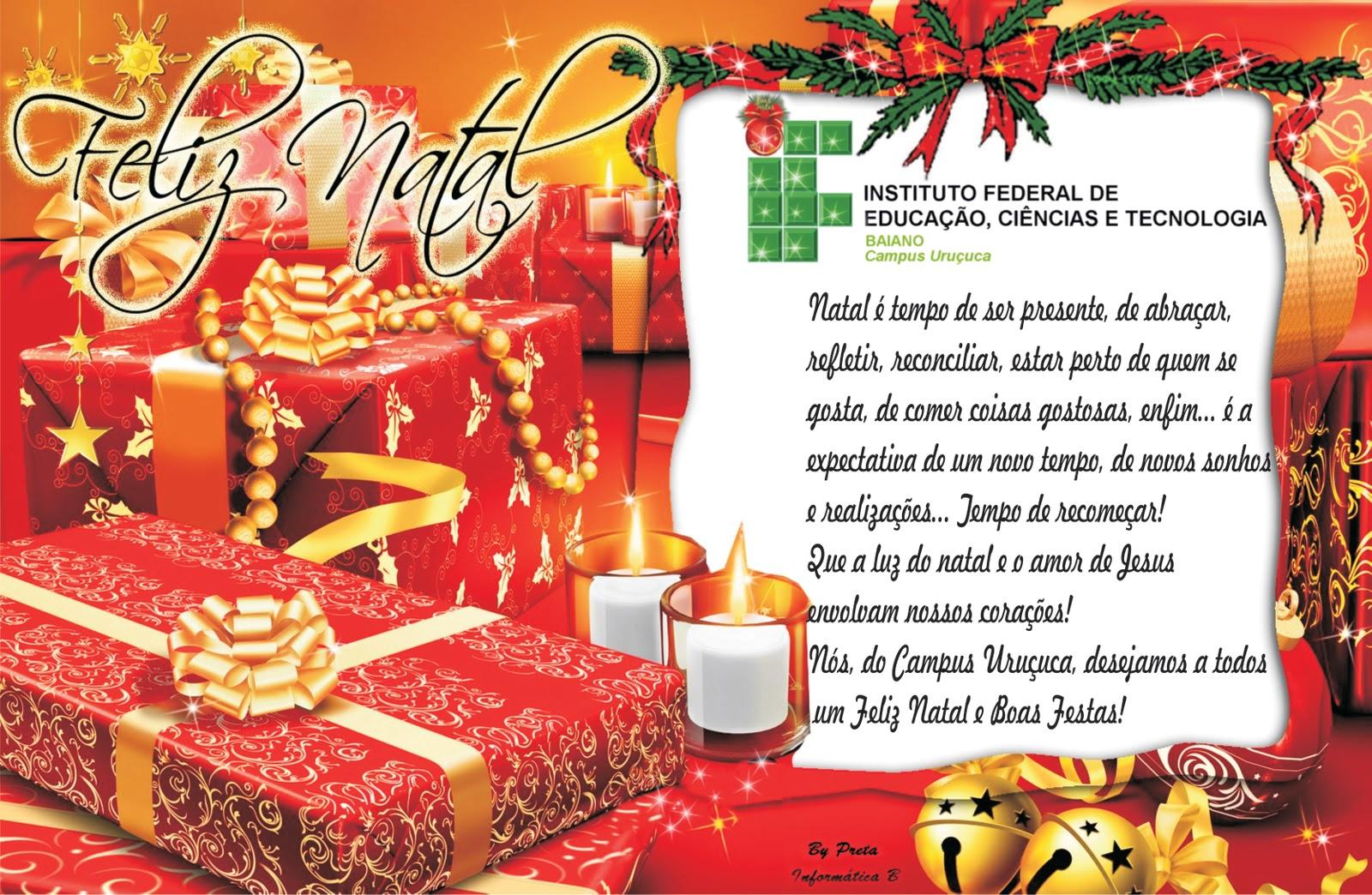 cartao de natal uru%25C3%25A7uca1 Cartão de Natal Grátis  photoshop