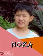 January 21st, 2017: Nora! (China)