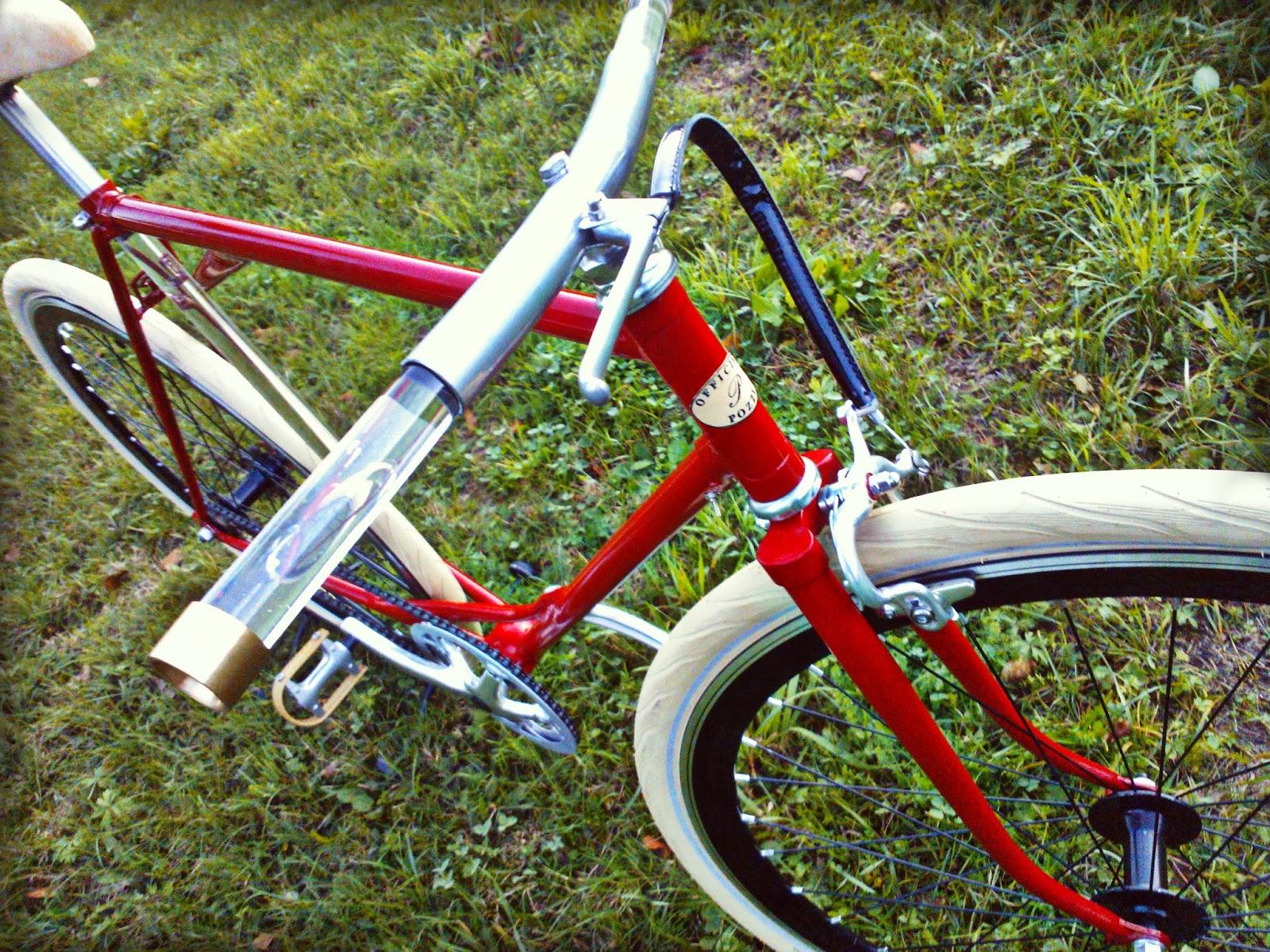 Officine pozzi sesto bici fisse