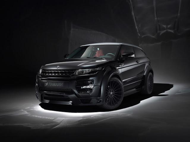 Hamann Range Rover Evoque SUV