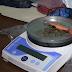 Mujer llevaba óvulo con 45 gramos de marihuana.
