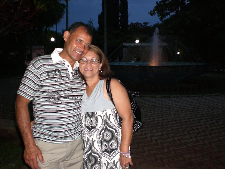 Eu e meu marido Carlinhos