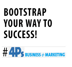 BOOTSTRAP YOUR WAY TO SUCCESS!