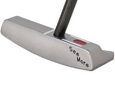SeeMore m1 Belly Putter