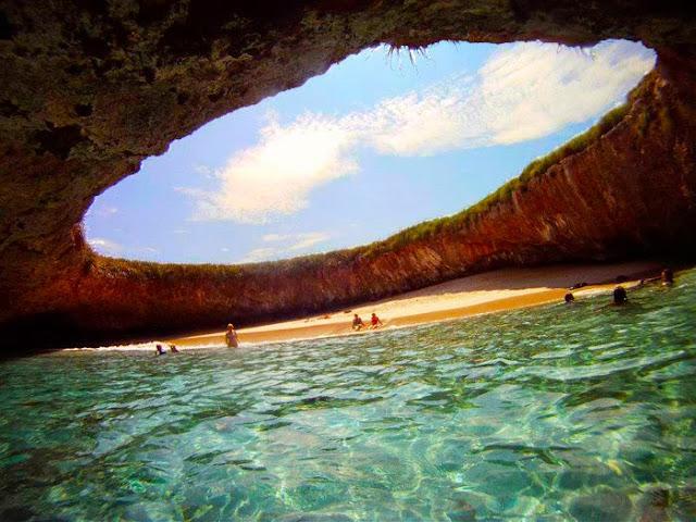 Ilhas Marieta - México