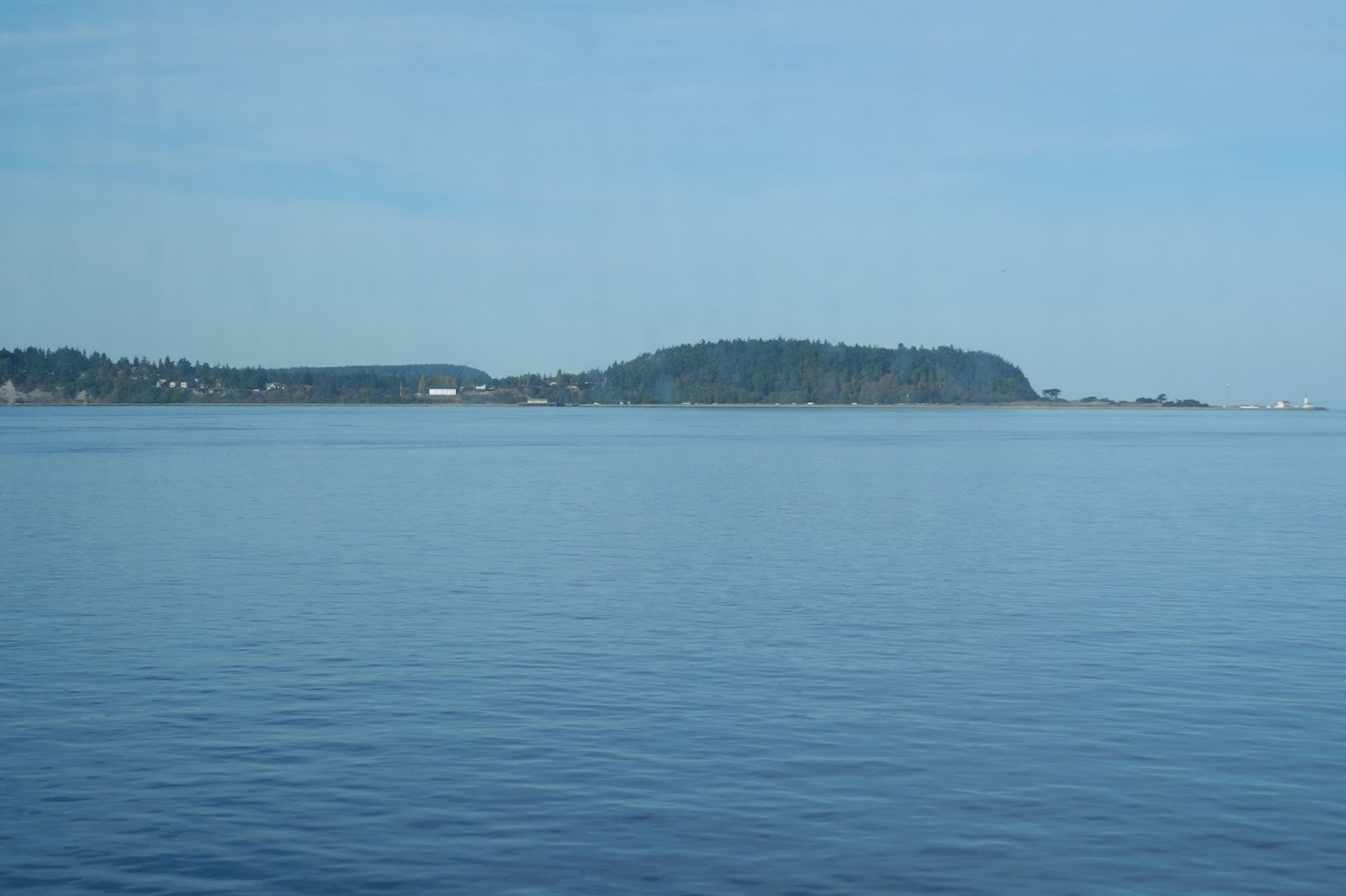 Last Ferry From Whidbey Island