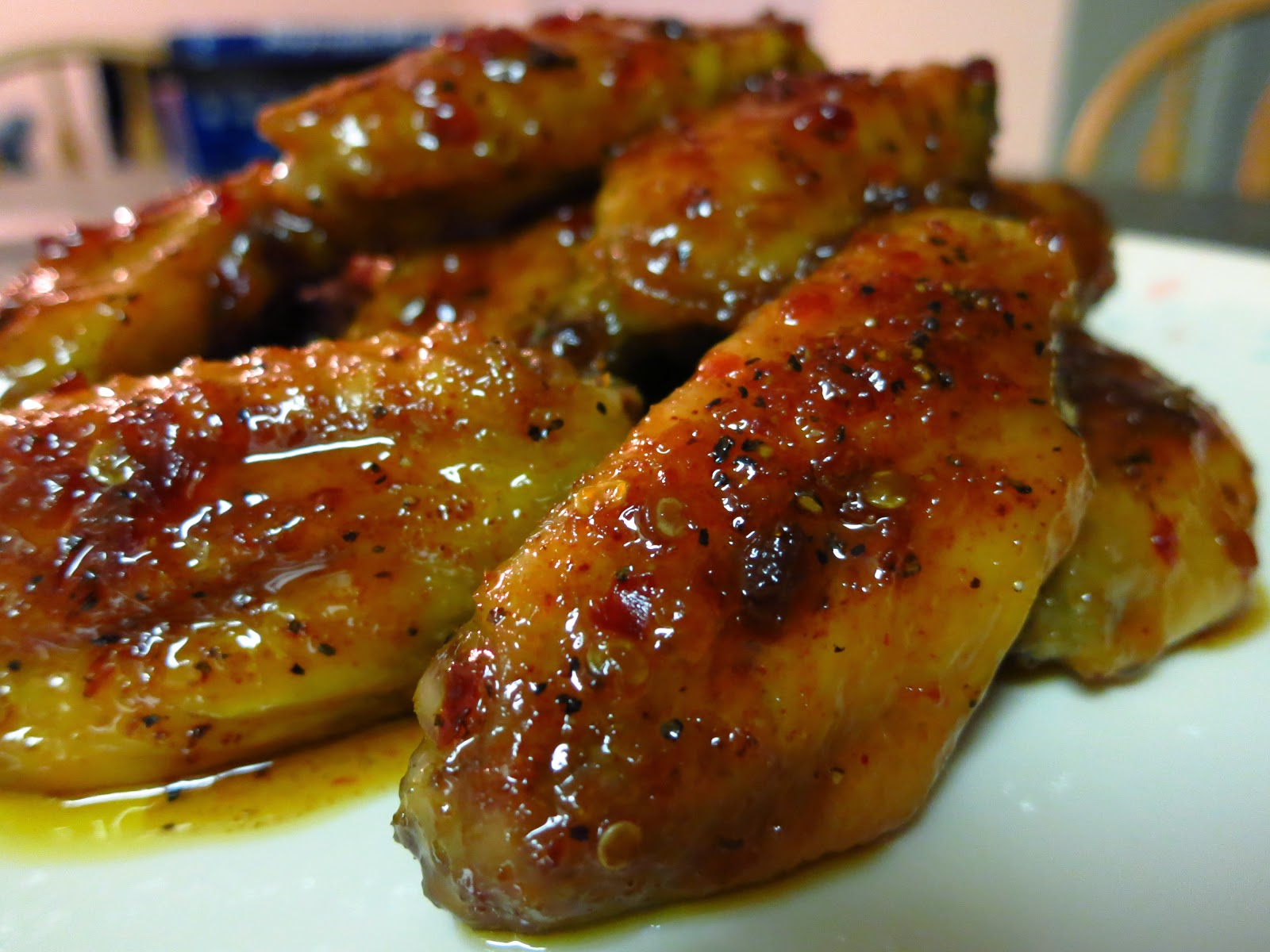 Grilled Chicken with Buffalo BBQ Sauce Recipe