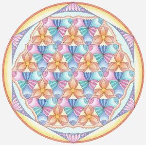 geïnspireerd op Escher