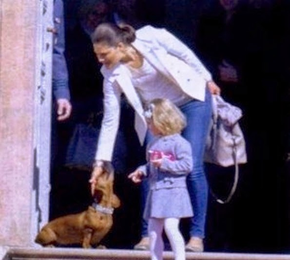 Princess Victoria And Princess Estelle, New Photos