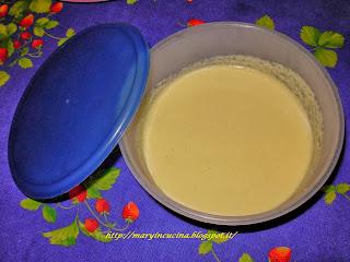lupinese ( maionese di lupini )