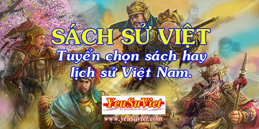 Sách Sử Việt