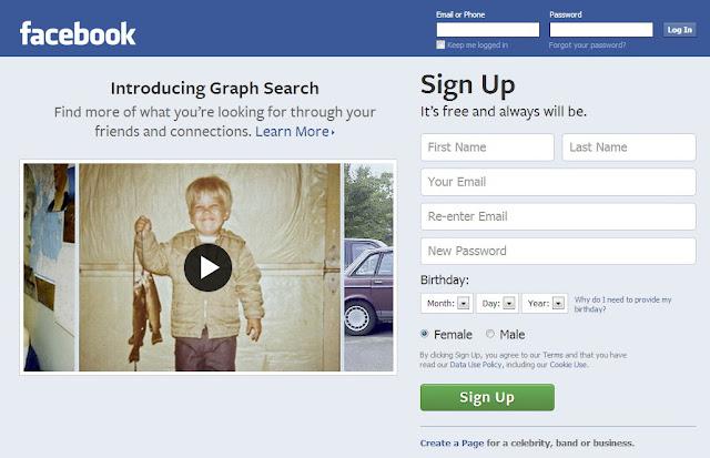 Cara membuat FB