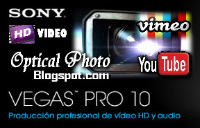 Sony Vegas Videos en HD en Youtube y Vimeo