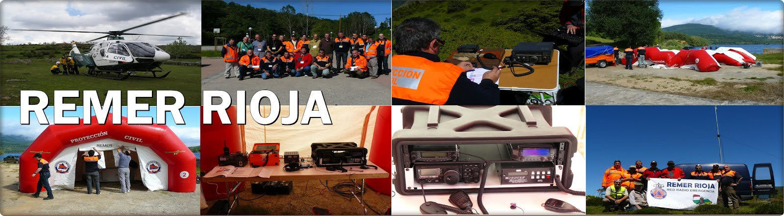 RED RADIO DE EMERGENCIA RIOJA