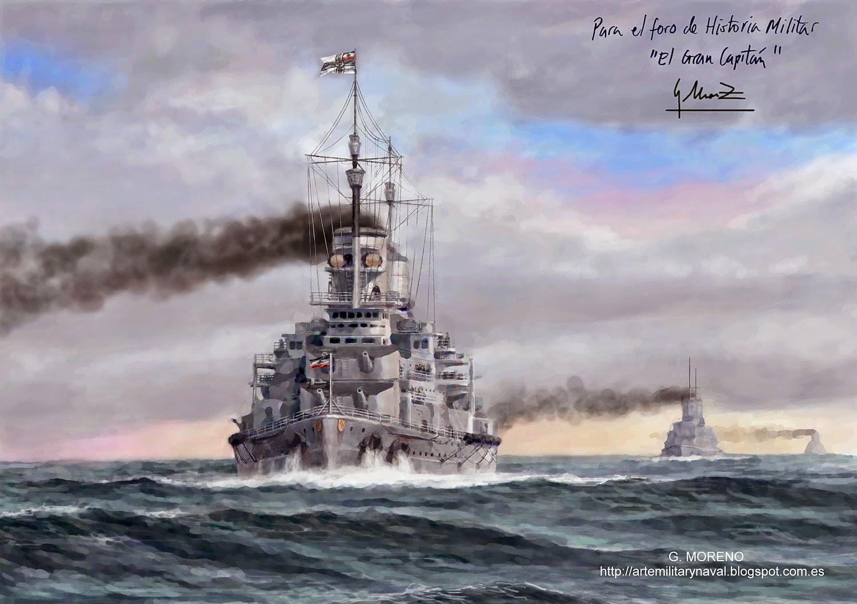 Crucero de Batalla SMS Lützow