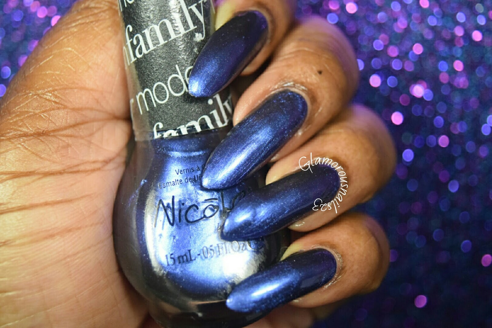 Nicole By O.P.I. What\'s the Mitch-Uation? Swatches & Review ...