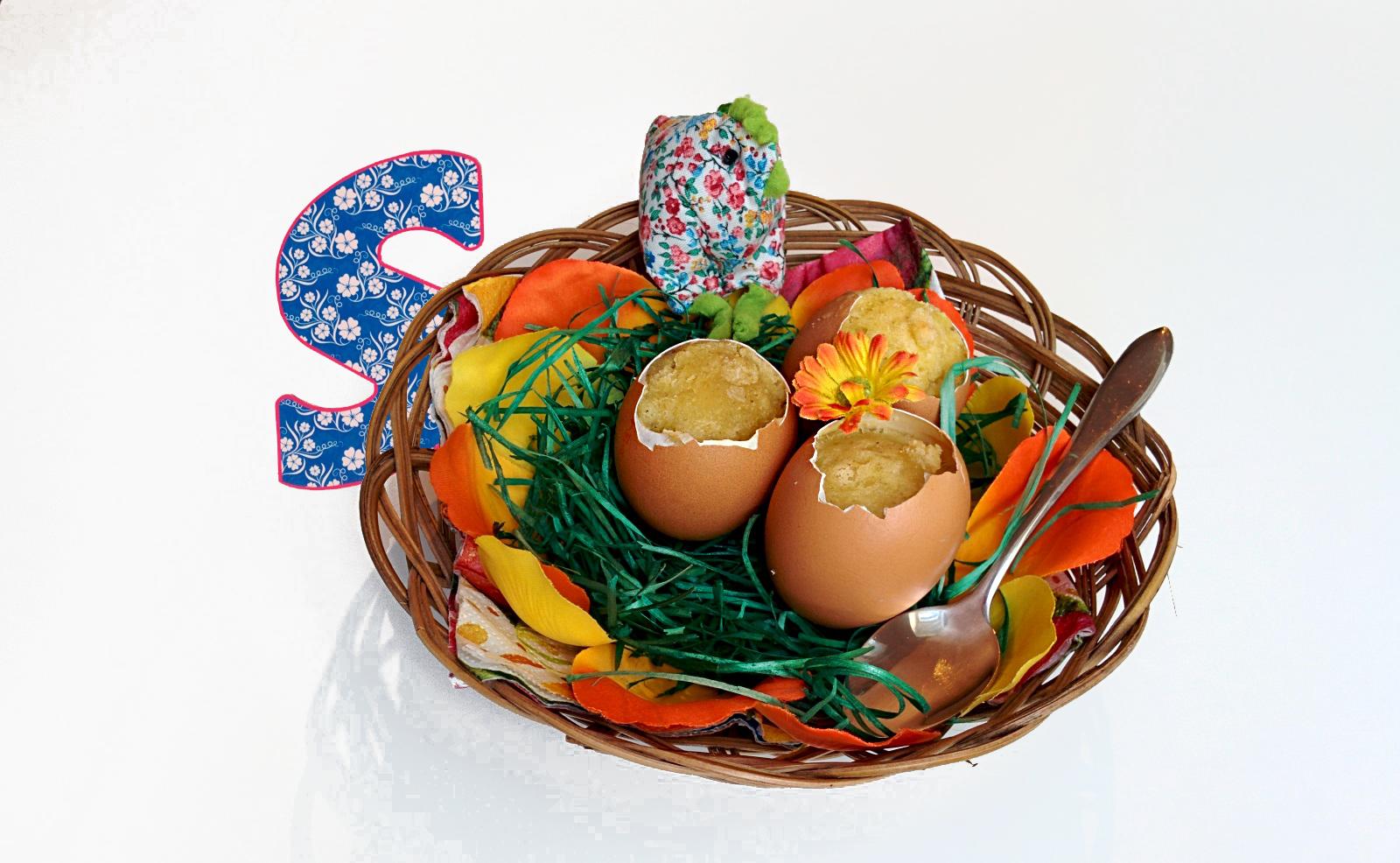helen s art of cooking eiersuche eierlik rkuchen im ei. Black Bedroom Furniture Sets. Home Design Ideas