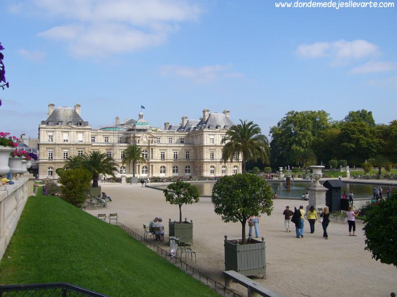 Palacio de Luxemburgo París