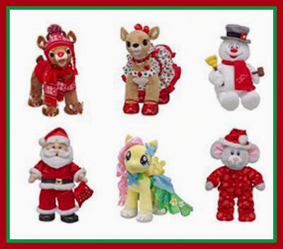 Build-A-Bear Holiday Giveaway