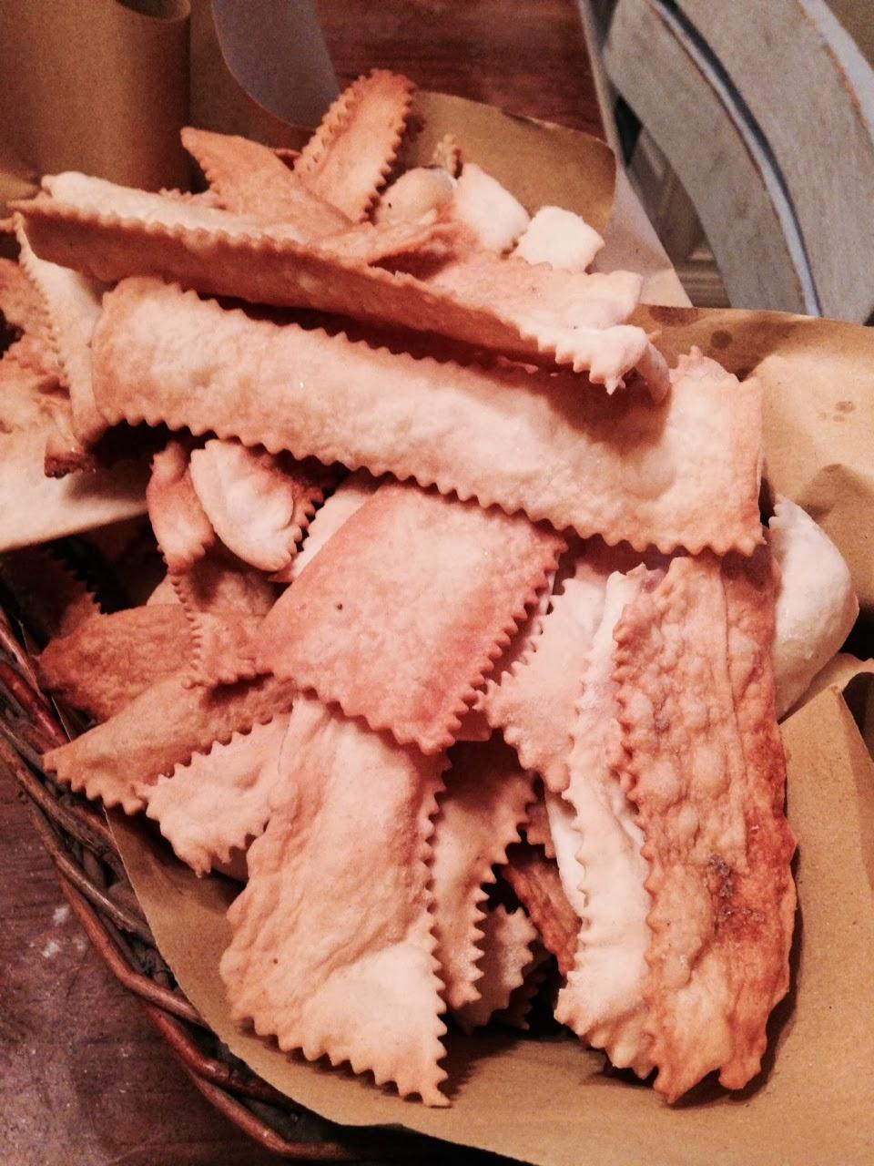 Ingredienti 500 g di Farina 00