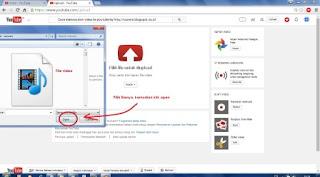 Cara memasukan video ke youtube mudah dan cepat3