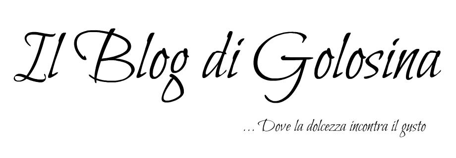 Il blog di Golosina