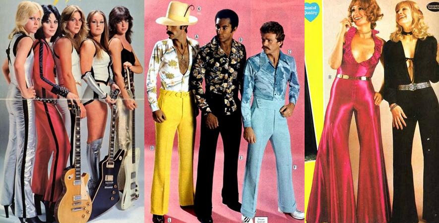 Just coolture porque cultura tamb m legal a moda - Estilismo anos 70 ...