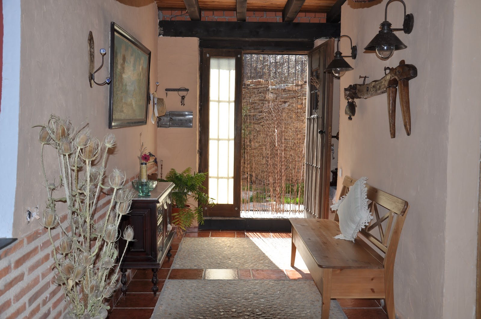 Entradas de casas rusticas pisos para entradas de casas - Entradas de casas rusticas ...