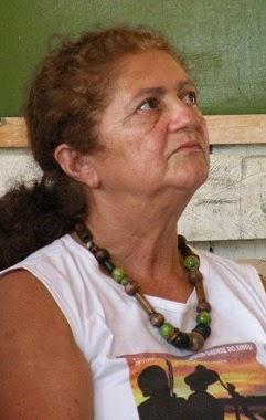 Antônia Melo - Xingu Vivo.