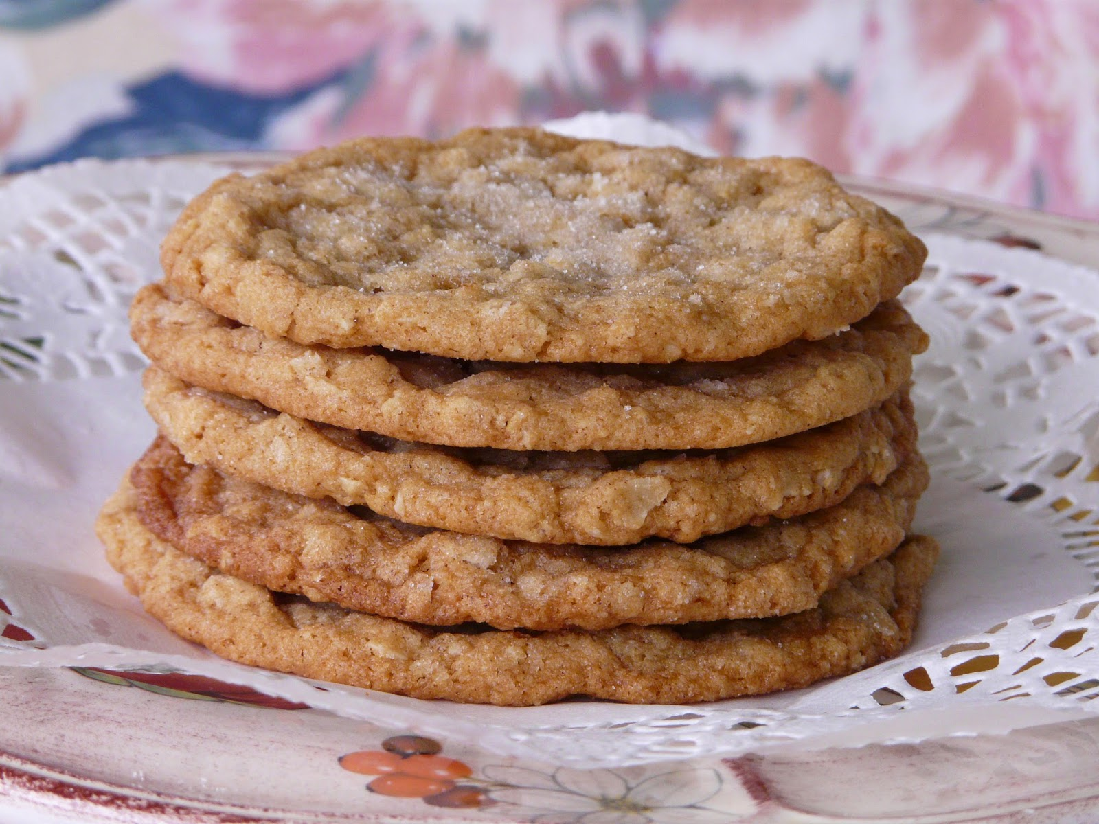 ... Table The Recipe Collection: Oatmeal - Best Oatmeal Cookies