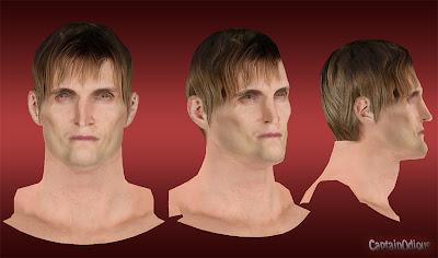 NBA 2K13 Andrei Kirilenko Cyberface Mod