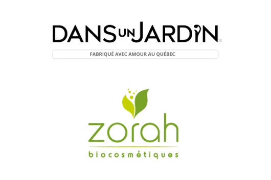 Zorah biocosmétiques Dans un Jardin Association