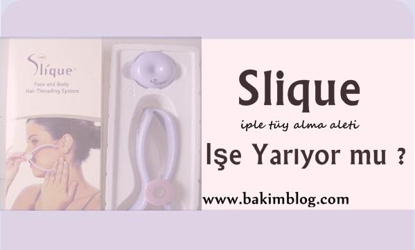 slique hair removal iple tuy alma cihazi aleti yorum