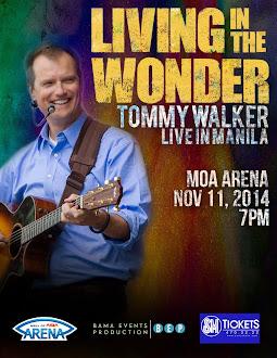 Tommy Walker Live in Manila