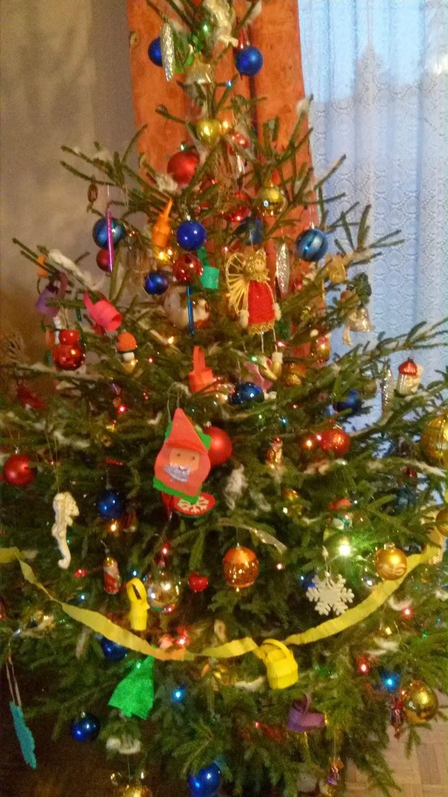 Co dostałam na Boże Narodzenie? :)