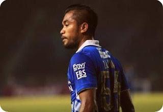 Persipura Jayapura Tidak Gunakan Zulham Malik Zamrun di Piala Sudirman