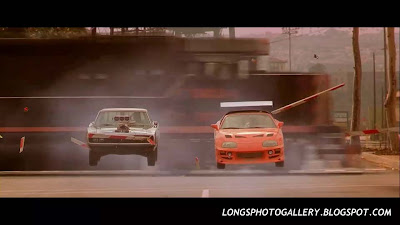 The Fast and The Furious Toyota Supra  VS 1970 Dodge Charger