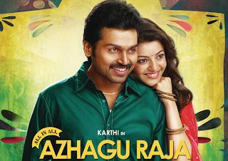 Azhagu Raja Trimmed by 25 Minutes