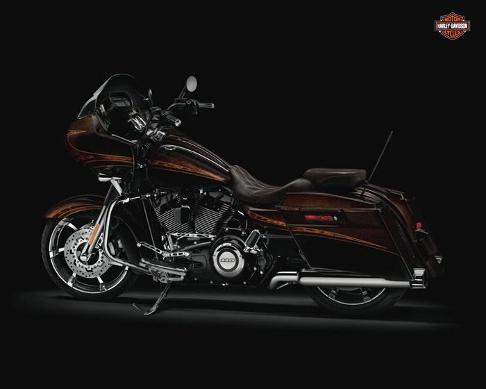 2012 Harley Davidson FLTRXSE CVO Road Glide Custom