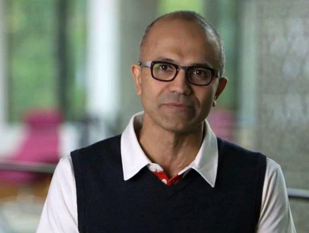 Satya-Nadella CEO-of-Microsoft