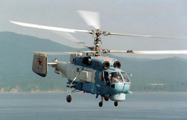 Ka-27PS Helix