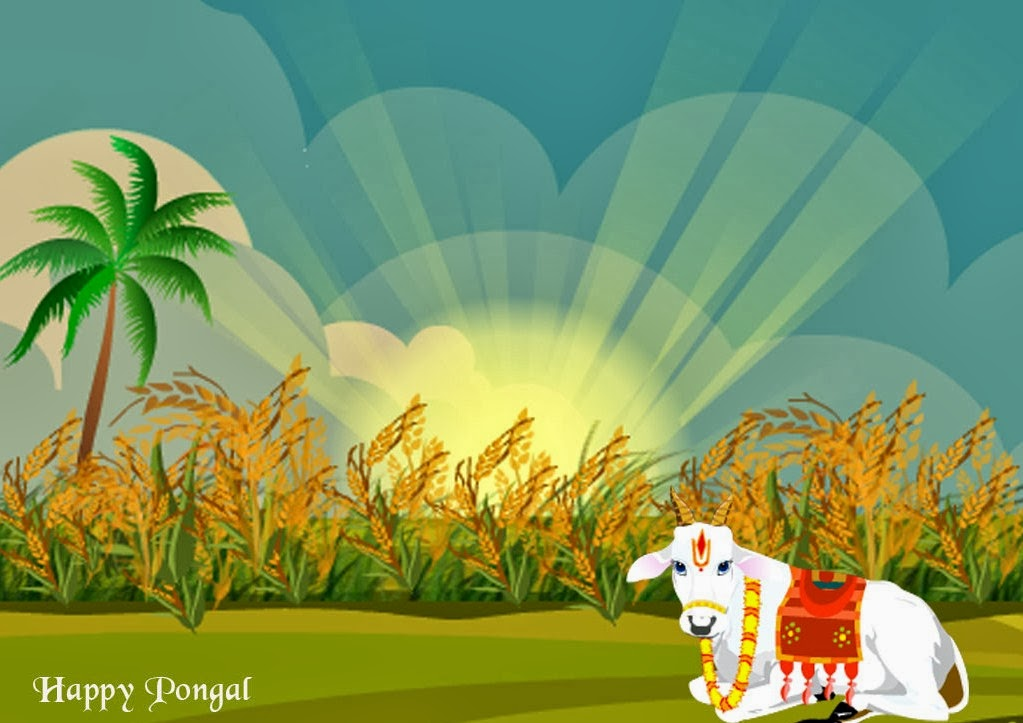 Happy Pongal Greetings Messages in Tamil 2016
