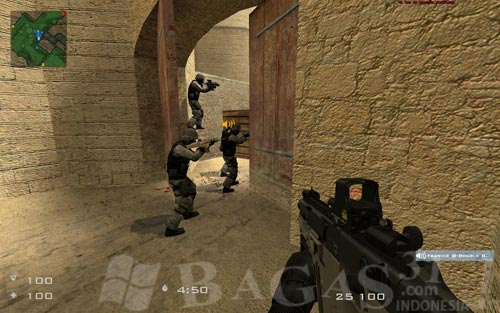 Counter Strike Modern Warfare 2 + Fixed Update 3
