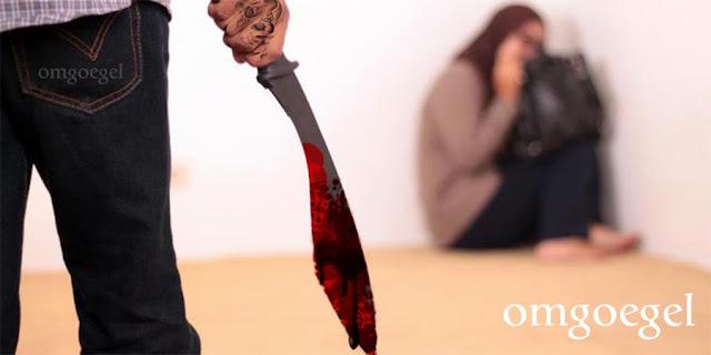 Ilustrasi: Pembunuhan dengan Pisau (Etika yang Salah)