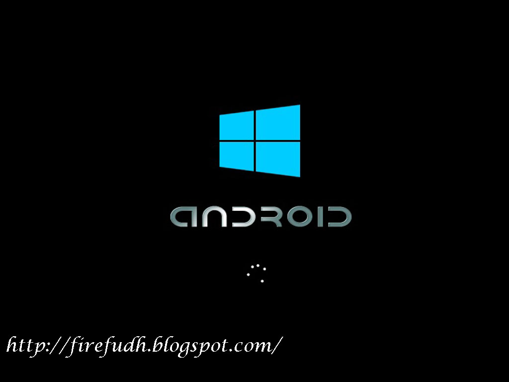 Dual boot Windows 8 and Android x86