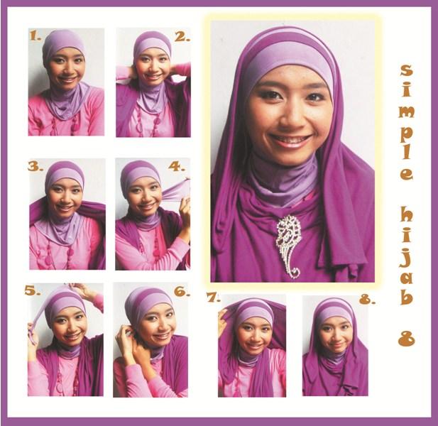 Simple Hijab 5