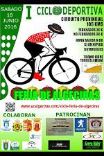 18/06 Ciclodeportiva Feria de Algeciras