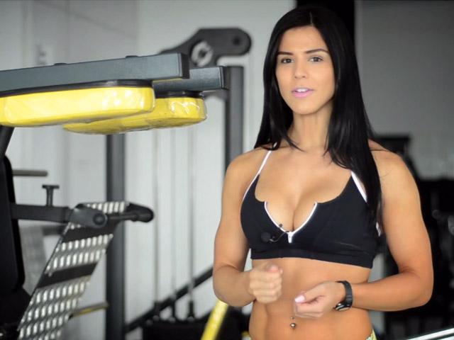 Eva Andressa - Foto: You Tube/Reprodução