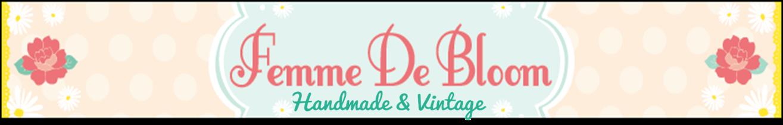 FemmeDeBloom Handmade & Vintage